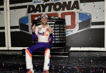 Third Daytona 500 Win
