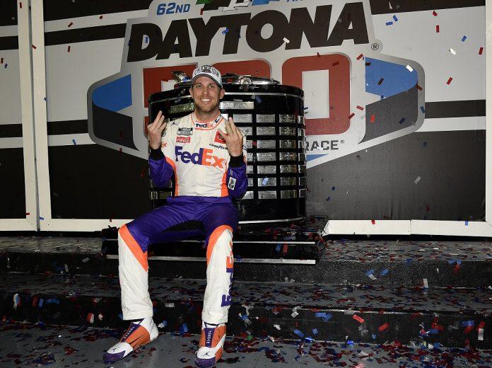 Third Daytona 500 Win