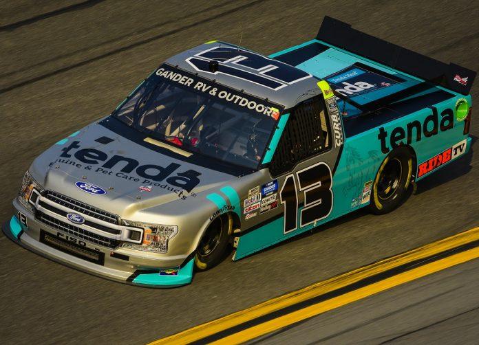 Four Truck Series Teams