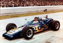Legends Day at Indianapolis Motor Speedway will celebrate a number of historic moments, including Al Unser's 1970 victory in the Indianapolis 500. (IMS Photo)