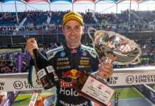 Whincup Takes Adelaide