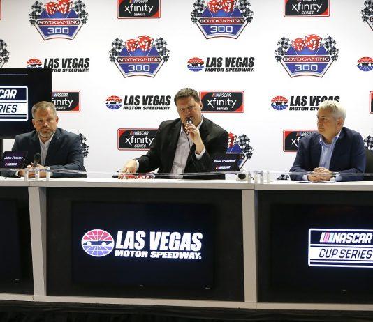 NASCAR Details Safety Response