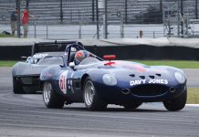 Davy Jones will join Willy T. Ribbs and Wally Dallenbach during the opening round of the SVRA season.
