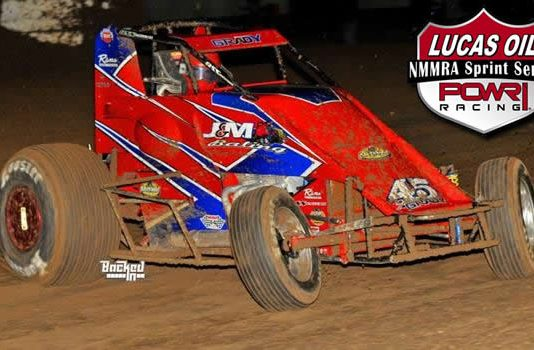 POWRi is sanctioning the New Mexico Motor Racing Ass'n this year.
