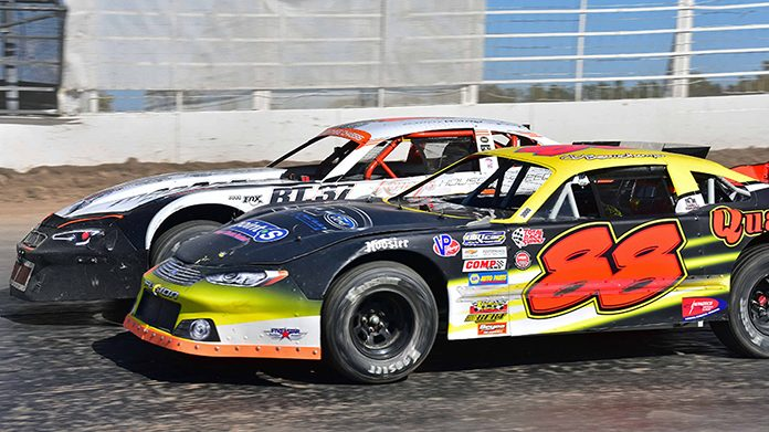 Autodrome Drummond and Airborne Speedway will sanction the DIRTcar Pro Stock class in 2020. (Joe Kaminski Jr. Photo)
