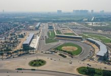 Hanoi Circuit Completed