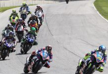 MotoAmerica's Superbike grid is expected to include 19 entries this year. (Brian J. Nelson Photo)