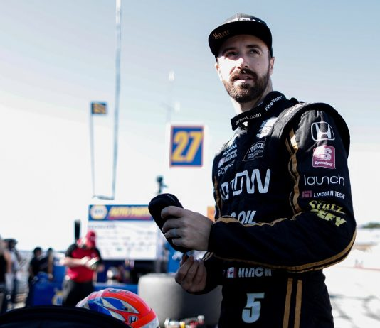 NBC Sports Adds Hinchcliffe