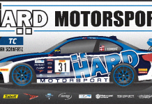 Hard Motorsport will field an entry for Johan Schwartz in the SRO TC America series.