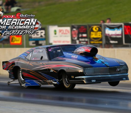 DeCerbo Construction and Callies Performance Products have both signed on to sponsor the PDRA All-American Doorslammer Challenge.
