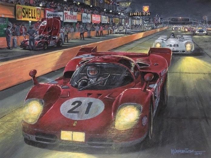 Mario Andretti's Incredible Sebring