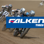 Falken Tires has joined American Flat Track as a sponsor.