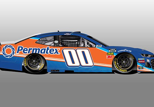 Permatex will continue as a sponsor of StarCom Racing this year.