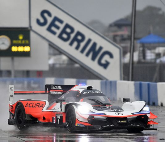 The annual running of the Mobil 1 Twelve Hours of Sebring is one of the biggest events in the state of Florida every year. (IMSA Photo)