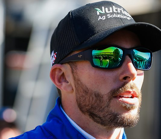 Ross Chastain was fastest in the first NASCAR Xfinity Series practice at Phoenix Raceway. (HHP/Chris Owens Photo)