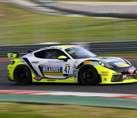 Jason Hart and Matt Travis completed a weekend sweep for NOLASPORT at Circuit of the Americas.