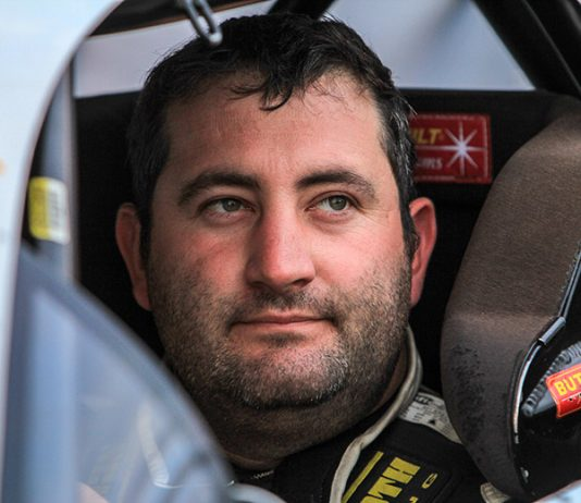 Bubba Pollard will make his ARCA Menards Series East debut at Five Flags Speedway this weekend for DGR-Crosley. (Adam Fenwick Photo)