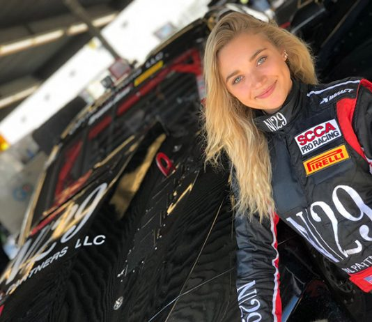 Natalie Decker will join Ave Motorsports for the Trans-Am Series West Coast Championship.