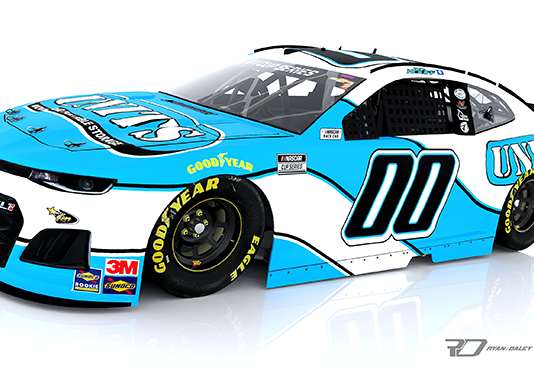 StarCom Racing will have sponsorship from UNITS Moving and Portable Storage this weekend at Atlanta Motor Speedway.