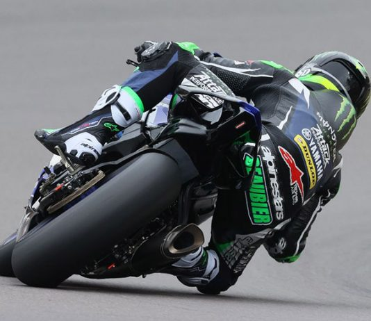 Cameron Beaubier was fastest on the final day of MotoAmerica testing at Barber Motorsports Park. (Brian J. Nelson Photo)