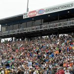 The NHRA has pulled the plug on the Gatornationals at Gainesville Raceway. (Toyota Photo)