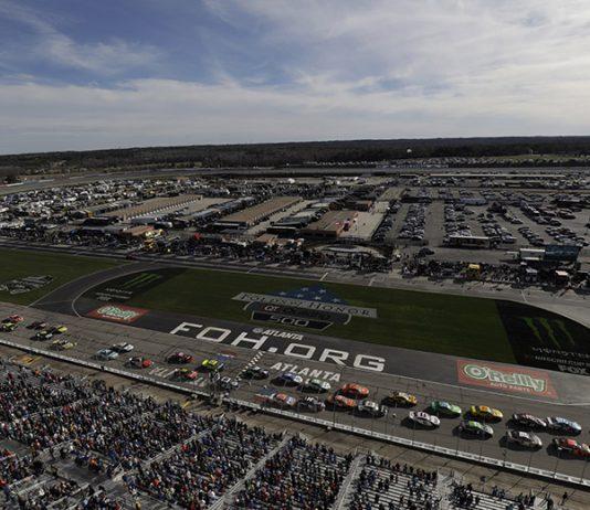 NASCAR Postpones