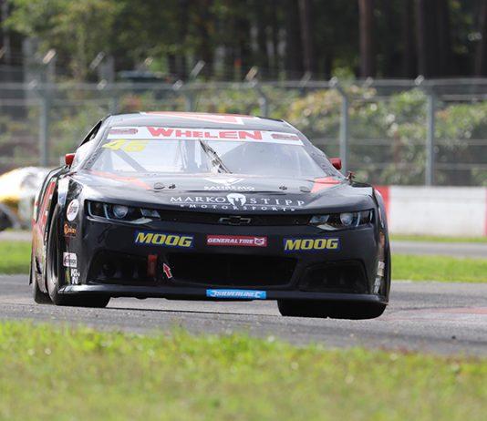 Yevgen Sokolovskiy has joined Marko Stipp Motorsport in the NASCAR Whelen Euro Series.