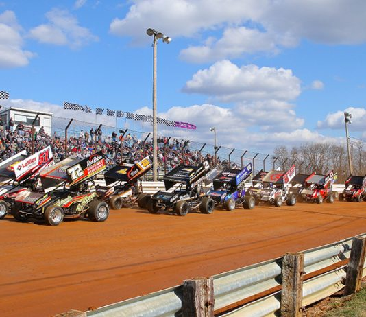 Pennsylvania Governor Tom Wolf will not force race tracks in the state to close. (Dan Demarco Photo)