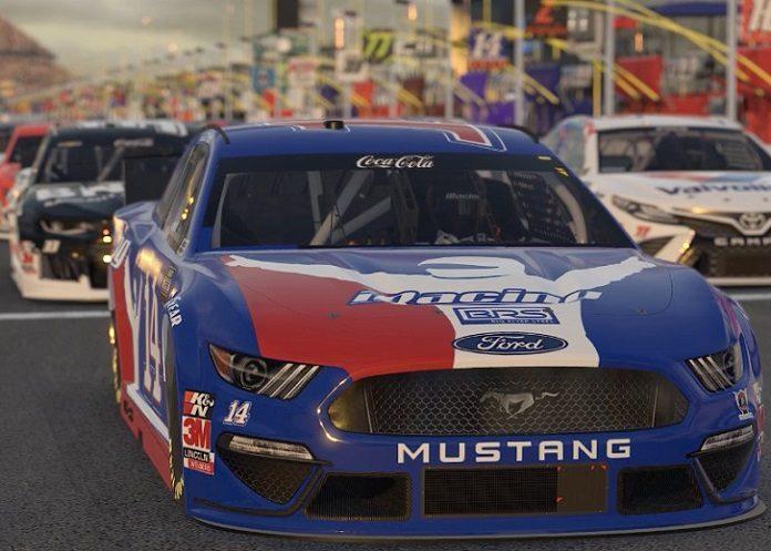 NASCAR & iRacing Partner