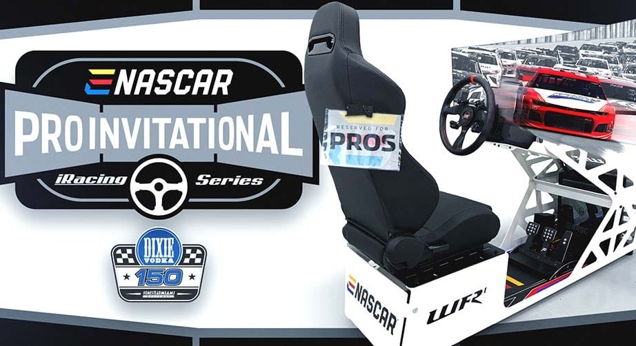 NASCAR drivers to compete in iRacing event