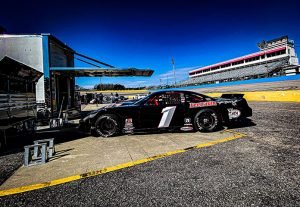 One of Lee Faulk Racing and Development's cars recently at Southern National Motorsports Park. (Jason Reasin Photo)