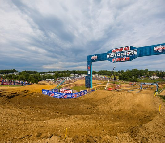 The Lucas Oil Pro Motocross season will begin a little later than planned due to the COVID-19 outbreak. (Jeff Kardas Photo)