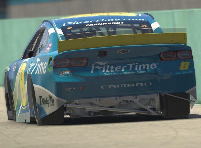 Earnhardt's 'Fun Race'