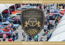 The Sonoma Speed Festival will now take place in September.