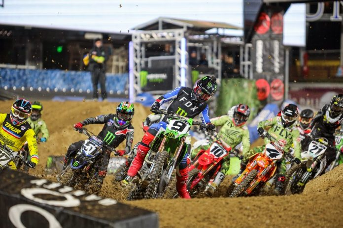 Supercross Season To Continue