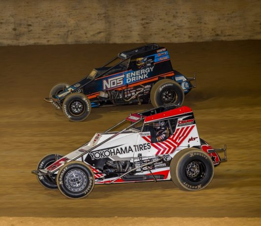 Pandemic Stops USAC Sprint