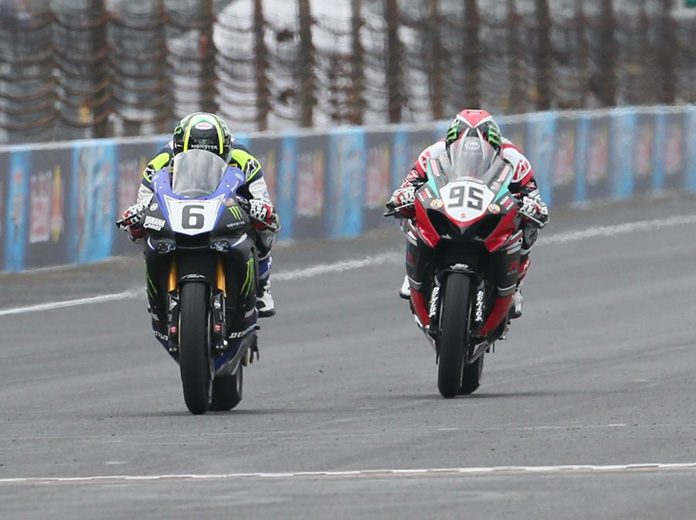 MotoAmerica will return to the Brickyard for the first time since 2015 in 2020, but it will do so now on October 9-11 after a schedule change due to COVID-19. (Brian J. Nelson Photo)