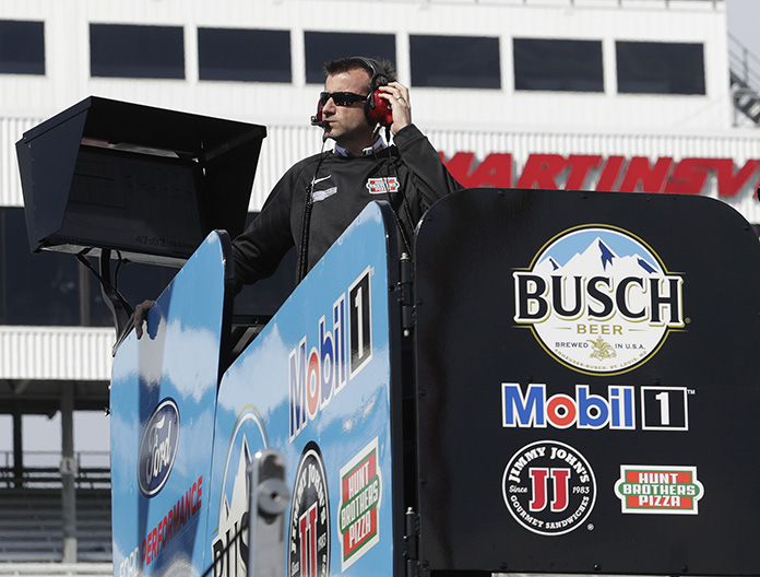 SHR Crew Chiefs Offer Their Take On iRacing
