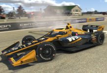 Karam Controls IndyCar iRacing