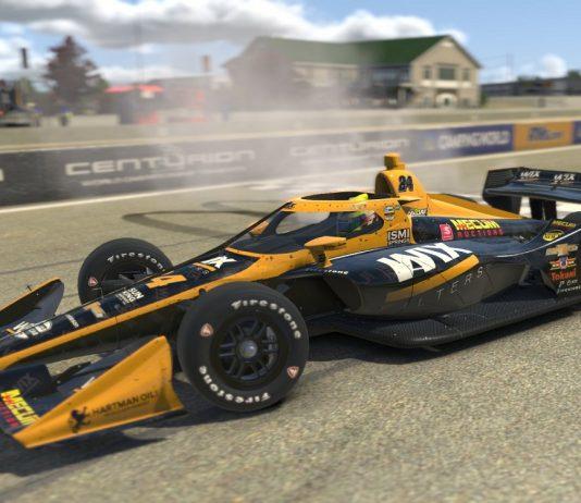 Karam Controls IndyCar iRacing