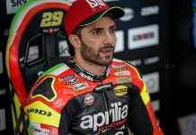 Iannone Hit With