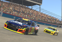 The NBC eSports Short Track iRacing Challenge will take place April 6-9 and air on NBCSN.