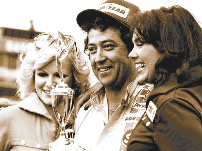 Harry Gant won 18 NASCAR Cup Series races during a career that start in 1973 and ended in 1994. (NSSN Archives Photo)