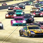 IMSA has announced a bi-weekly iRacing series that will stream online via iRacing's YouTube channel, Twitch channel and Facebook page.