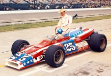Lloyd Ruby at Indianapolis Motor Speedway in 1970. (IMS Photo)
