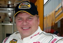 Jimmy Spencer earned two NASCAR Cup Series wins during his career. (NASCAR Photo)