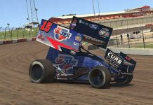 Tony Stewart/Curb-Agajanian Racing has made several real world paint schemes available for iRacing.