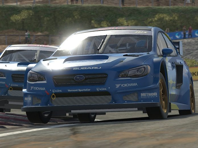 Six Races For iRacing