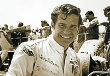 Larry Dickson was one of the best USAC competitors of his time. (NSSN Archives Photo)