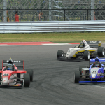 The Ricmotech Road to Indy Presented by Cooper Tires iRacing eSeries continues Saturday at the virtual Indianapolis Motor Speedway Road Course.